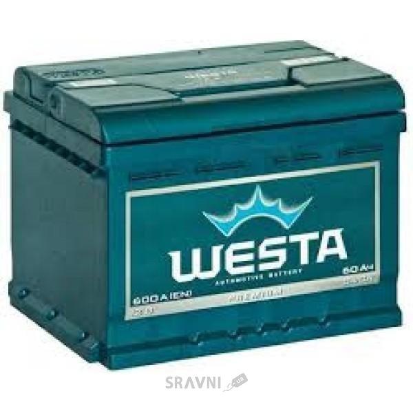Фото WESTA 6CT-60 Аз Premium
