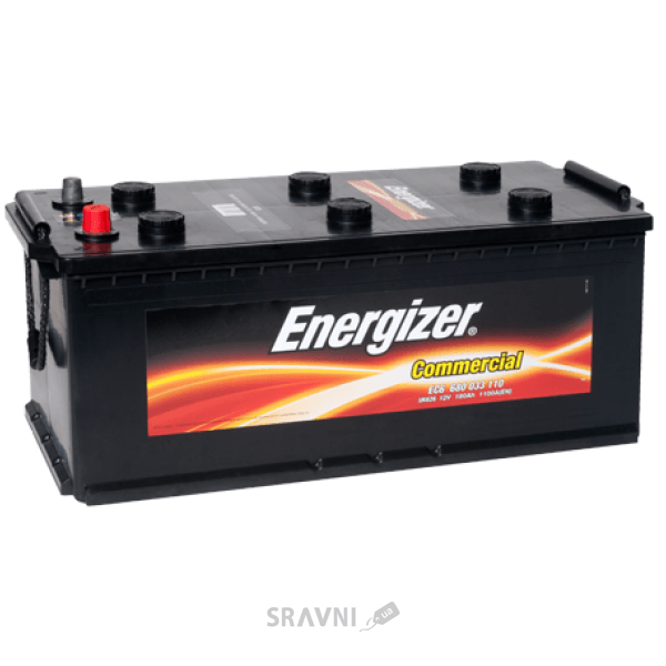 Фото Energizer 6СТ-200 Commercial  (EN1050)