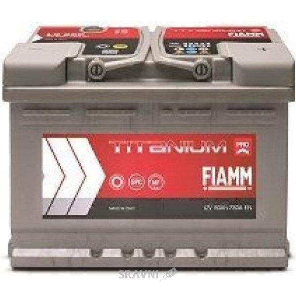 Фото FIAMM 6СТ-85 АзЕ Titanium Pro