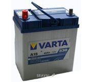 Фото Varta 6СТ-40 BLUE dynamic (A14)