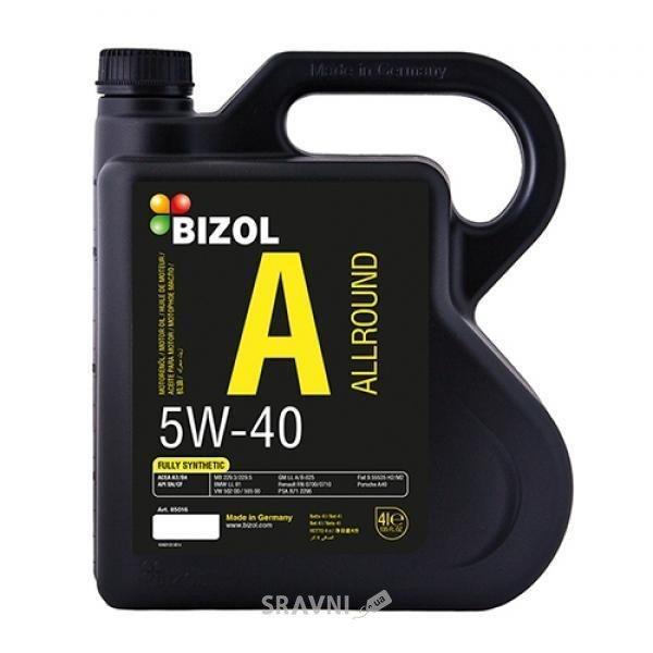 Фото Bizol Allround 5W-40 4л