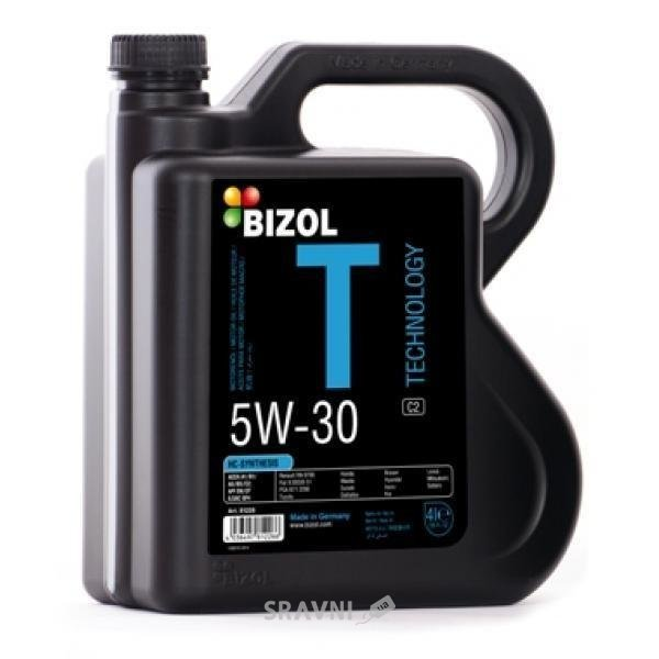 Фото Bizol Technology 5W-30 507 5л