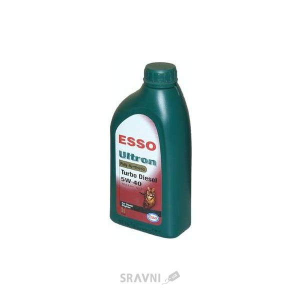 Фото ESSO Ultron Diesel 5W-40 1л