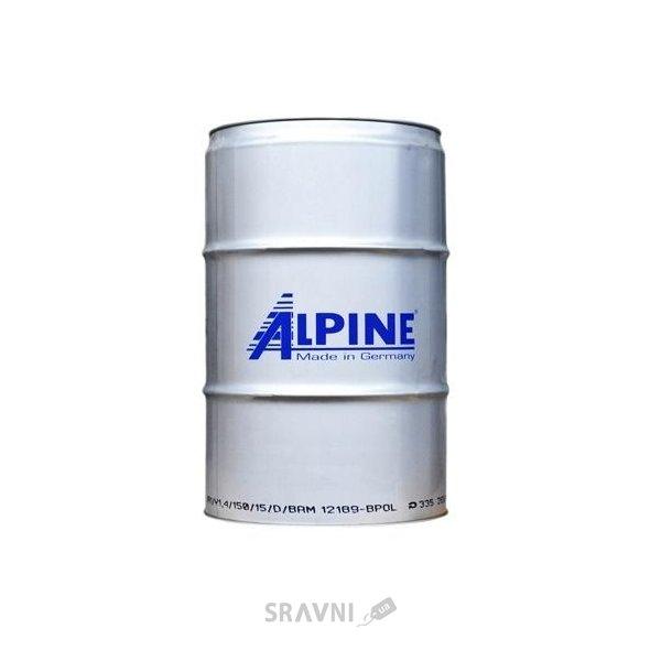 Фото Alpine RSL 5W-40 208л