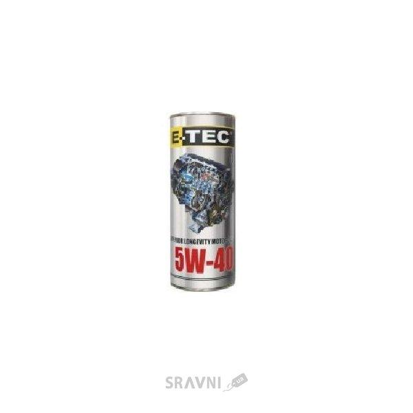 Фото E-TEC EVO 5W-40 1л