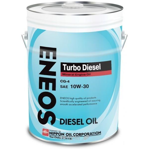 Фото ENEOS Turbo Diesel CG-4 10W-40 20л