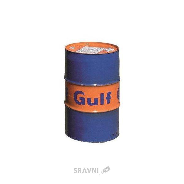 Фото Gulf Oil SuperFleet Supreme 15W-40 60л