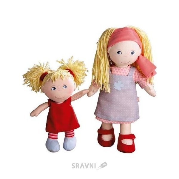 Фото Haba Куклы-сестры Лена и Элина (300128)