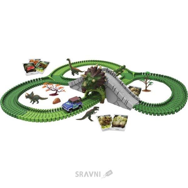 Фото Dino Mundi Трек Парк динозавров-3D реальность Трицератопс (TT-DI20)