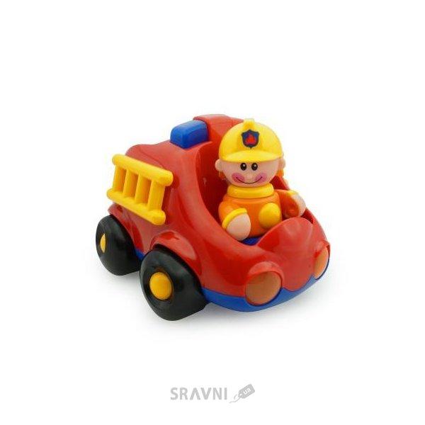 Фото Tolo Toys Пожарная машина (87477)