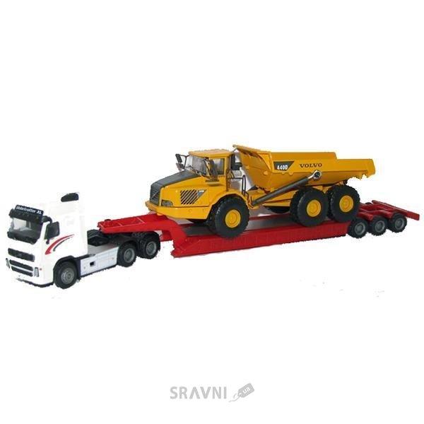 Фото Cararama Трейлер и грузовик (185-003)
