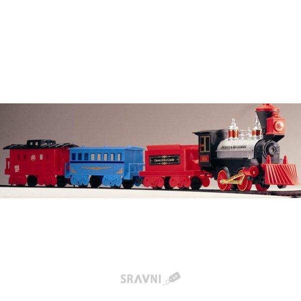 Фото EZ-Tec Специальный 49 поезд (60614)