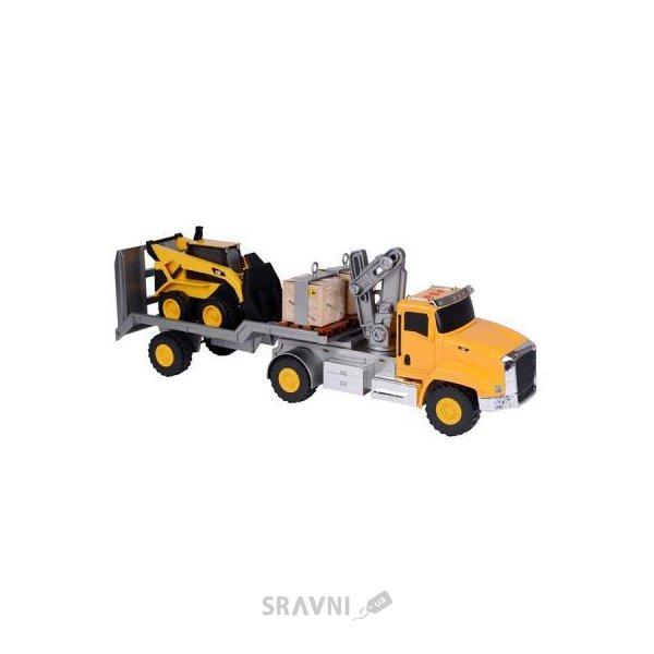 Фото Toy State Подъемный кран с мини погрузчиком (34800)
