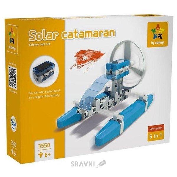 Фото IQCamp Солнечный катамаран 6 моделей (3550)