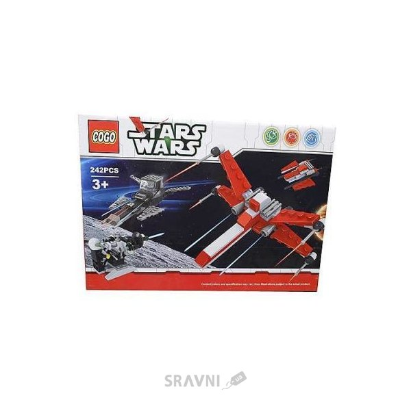 Фото COGO Star Wars 80005
