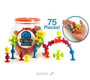 Фото Fat Brain Toys Mini Squigz (FA107-1) 75 деталей