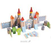 Фото Haba Строительные блоки 301140 Рыцарский замок Haba