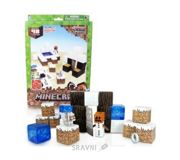 Фото Jazwares Minecraft 16712 Papercraft Snow Set