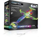 Фото Laser Pegs Самолет 6 в 1