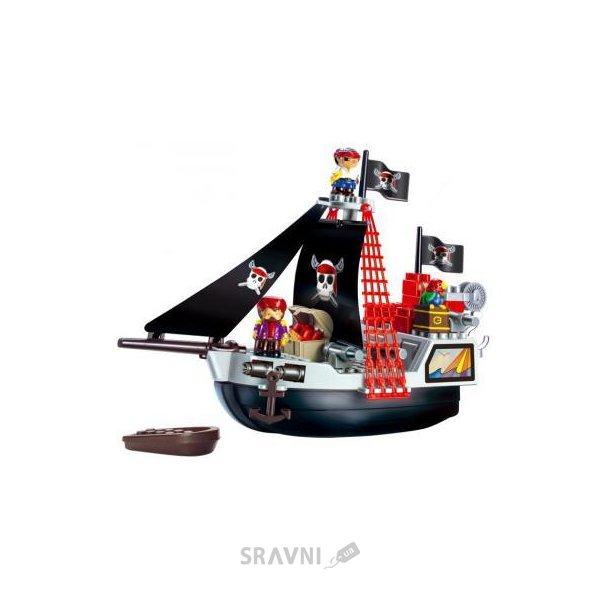 Фото SMOBY Ecoiffier 3130 Пиратское судно