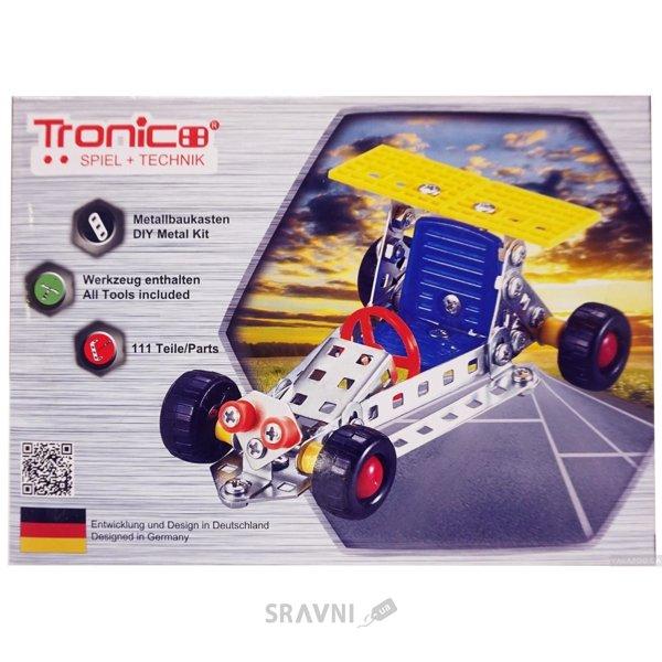 Фото Tronico Автомобиль 10260-5 111 деталей
