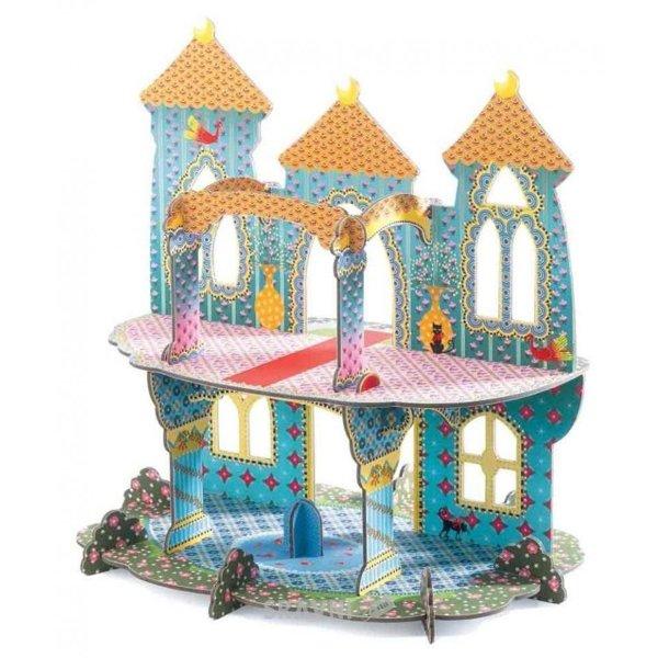Фото Djeco 07702 Замок чудес 3D