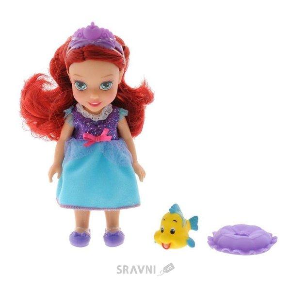 Фото JAKKS Pacific Disney Princess Ариэль и Флаундер (75833)