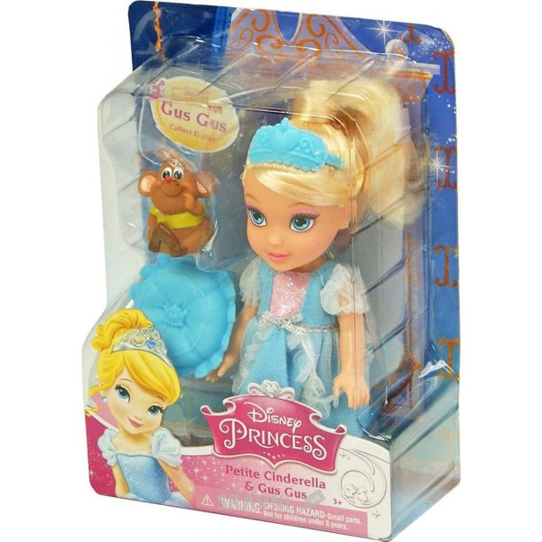 Фото JAKKS Pacific Disney Princess Золушка и Гас (75969)