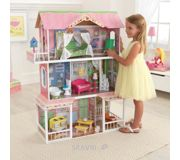 Фото Kidkraft Sweet Savannah Dollhouse (65851)