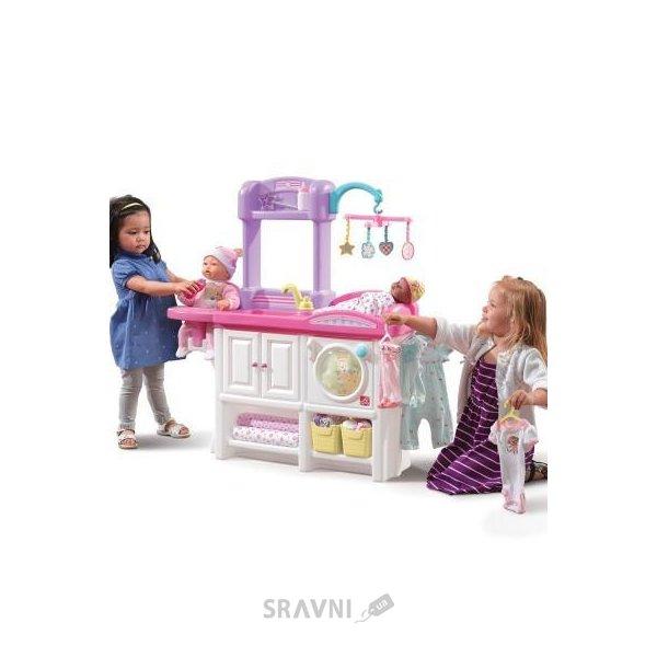 Фото STEP2 Игровой центр по уходу за куклой (8471)
