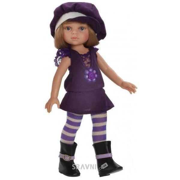 Фото Paola Reina Карла в фиолетовом 32 см (04585)