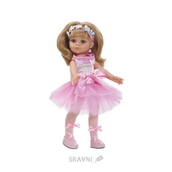 Фото Paola Reina Кукла Балерина,32 см (04601)
