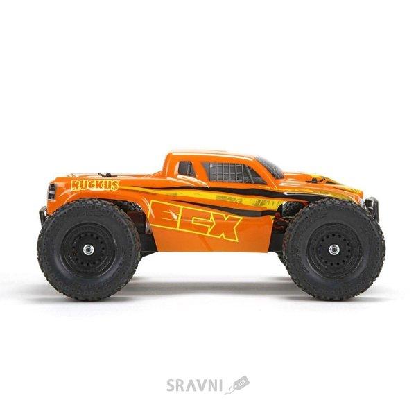 Фото ECX Монстр Ruckus 1:18 4WD 267 мм RTR (ECX01000)