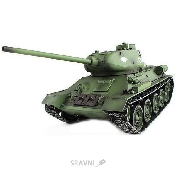 Фото Heng Long 1:16  T-34 4GHz (3909-1)