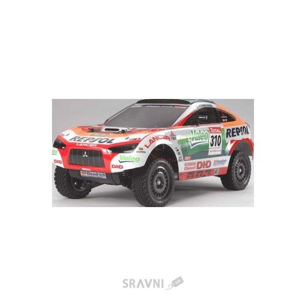 Фото TAMIYA Mitsubishi-DF01 Ralliart Racing Lancer 57797