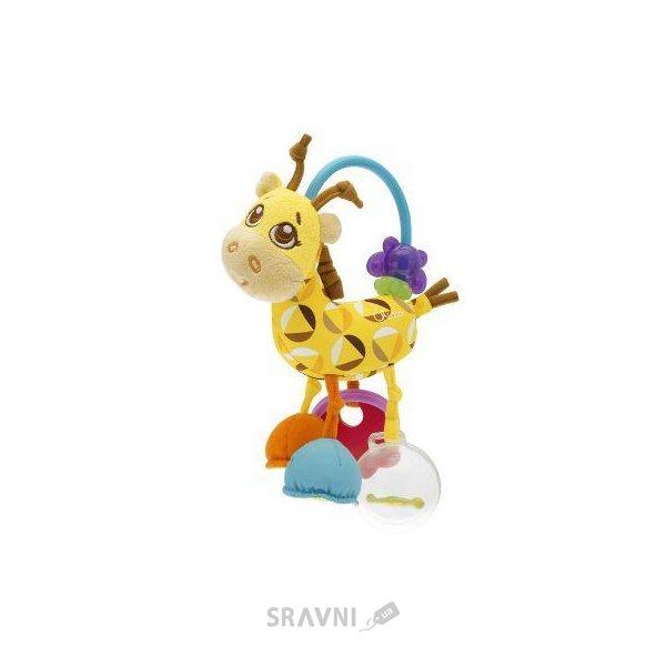 Фото Chicco Жираф игрушка-погремушка (07157.00)