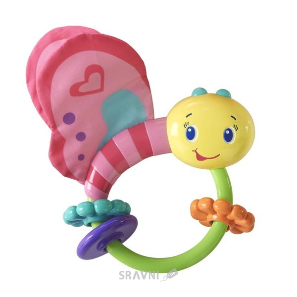 Фото BRIGHT STARTS Развивающая игрушка-погремушка (9208)