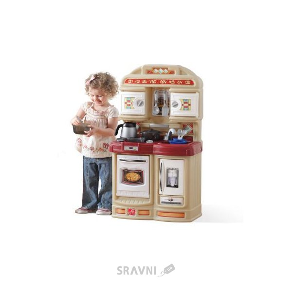 Фото STEP2 Игровая кухня Уютная кухня (810200)