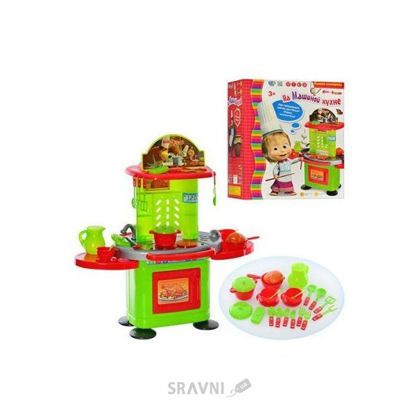 Фото Limo Toy Набор На Машиной кухне (MM 0077)