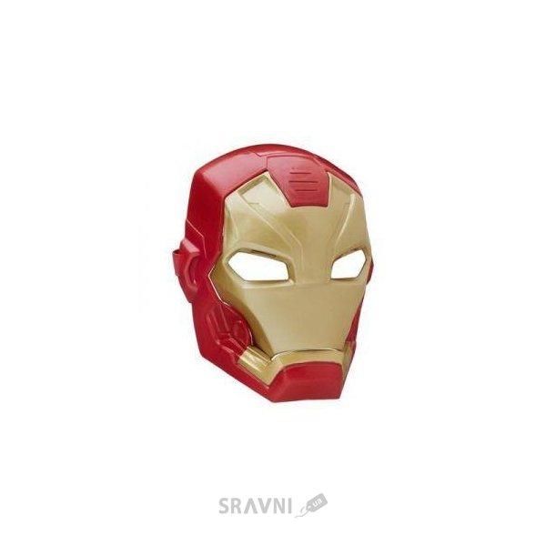 Фото Hasbro Электронная маска Железного Человека (B5784)