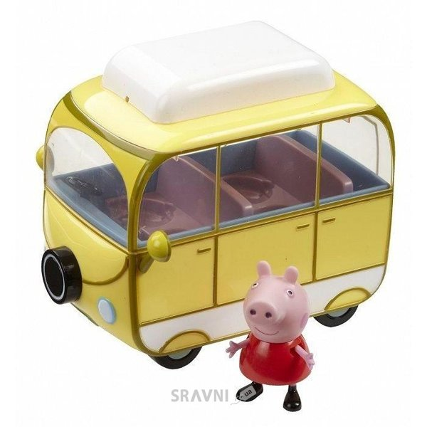Фото Peppa Pig Веселый кемпинг (15561)