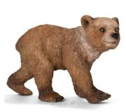 Фото Schleich Медвежонок гризли (14687)
