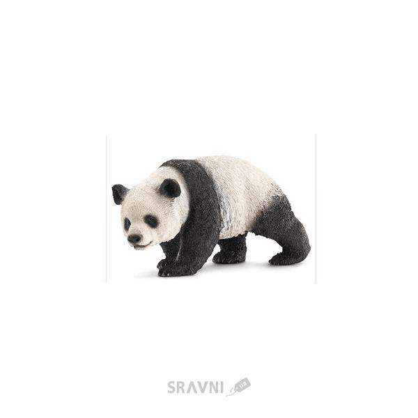Фото Schleich Самка гигантской панды (14706)
