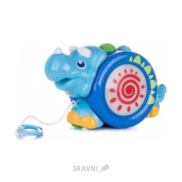 Фото HAP-P-KID Каталка Динозавр (4206 T)