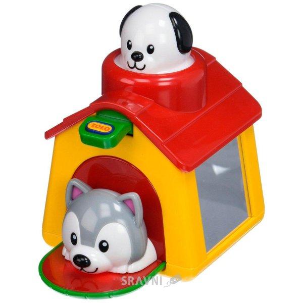 Фото Tolo Toys Домик для щенков Tolo (89201)
