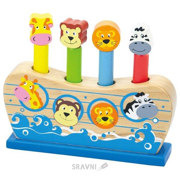 Фото Viga Toys Веселый ковчег (50041)