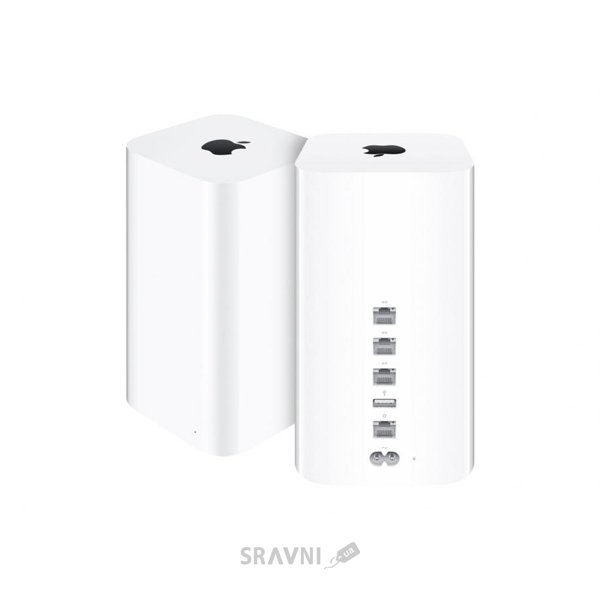 Фото Apple AirPort Time Capsule 3TB (ME182)