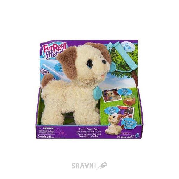 Фото Hasbro Веселый щенок Пакс (B3527)