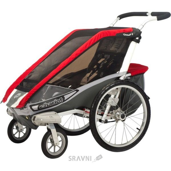 Фото Thule Chariot Cougar 1
