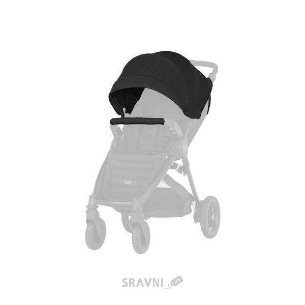 Фото Britax Капюшон B-Agile/B-Motion Cosmos Black